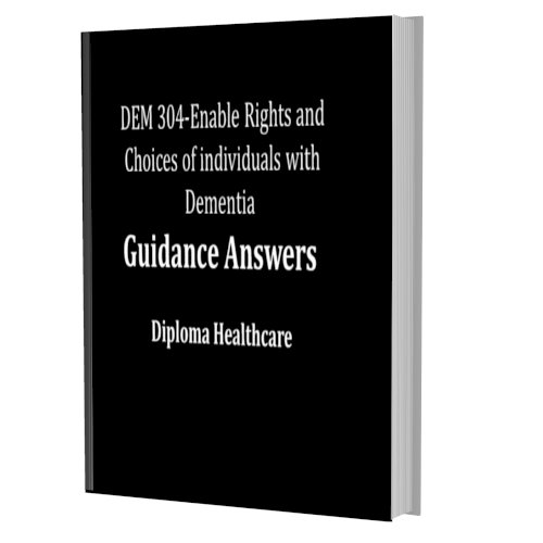 How to Enable Rights and Choices of individuals with Dementia