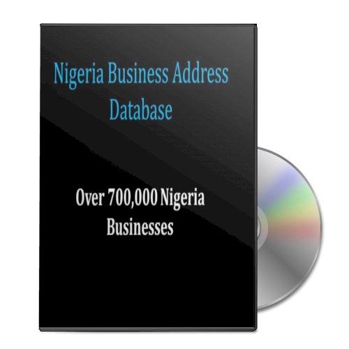 Nigeria Business Address Database